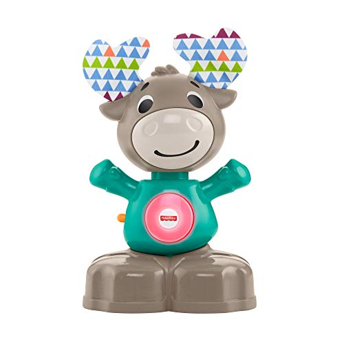 Fisher-Price Linkimals Musical Moose - Interactive Educational Toy...