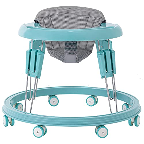 Baby Walker for Boys and Girls, Multi-Functional Toddler Walker with...