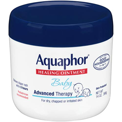 Aquaphor Baby Healing Ointment - Advance Therapy for Diaper Rash,...