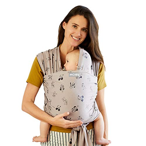 Moby Wrap Baby Carrier | Vintage Mickey & Friends | Baby Wrap Carrier...