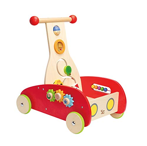 Award Winning Hape Wonder Walker Push and Pull Toddler Walking Toy...