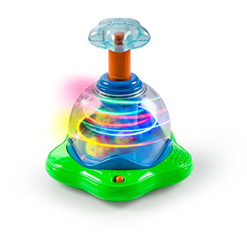 Bright Starts Glow Spinner Baby Toy