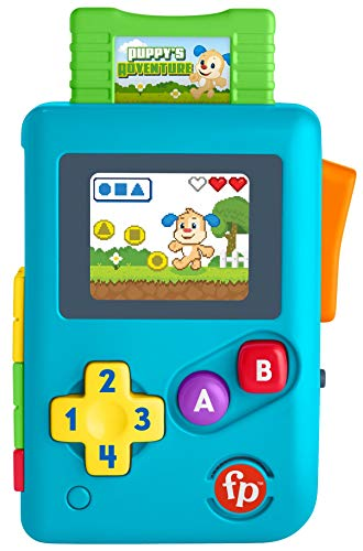 Fisher-Price Laugh & Learn Lil' Gamer, Educational Musical Activity...