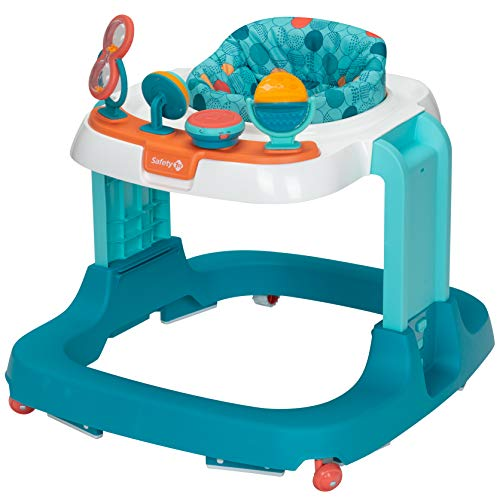 Safety 1St Ready, Set, Walk! Dx Developmental Walker, Spotlight Teal,...