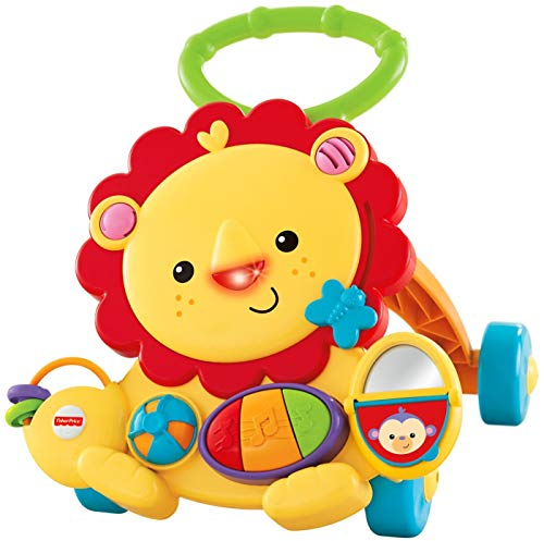 Fisher-Price Musical Lion Walker [Amazon Exclusive]