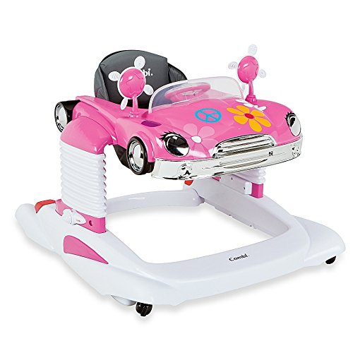 Combi Baby Activity Walker – All-in-One Mobile Activity Center,...