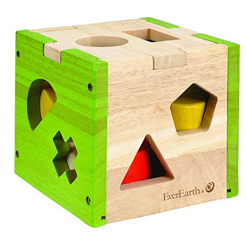 EverEarth Shape Sorter Box EE32582