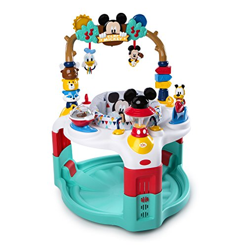 Bright Starts Disney Baby Mickey Mouse Camping with Friends Activity...