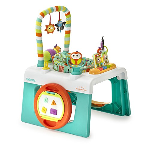 Kolcraft 1-2-3 Ready-to-Grow Infant & Toddler Activity Center with...