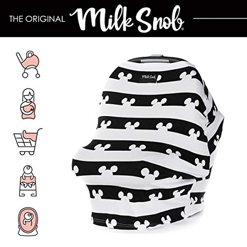 Milk Snob Cover Mickey Mouse