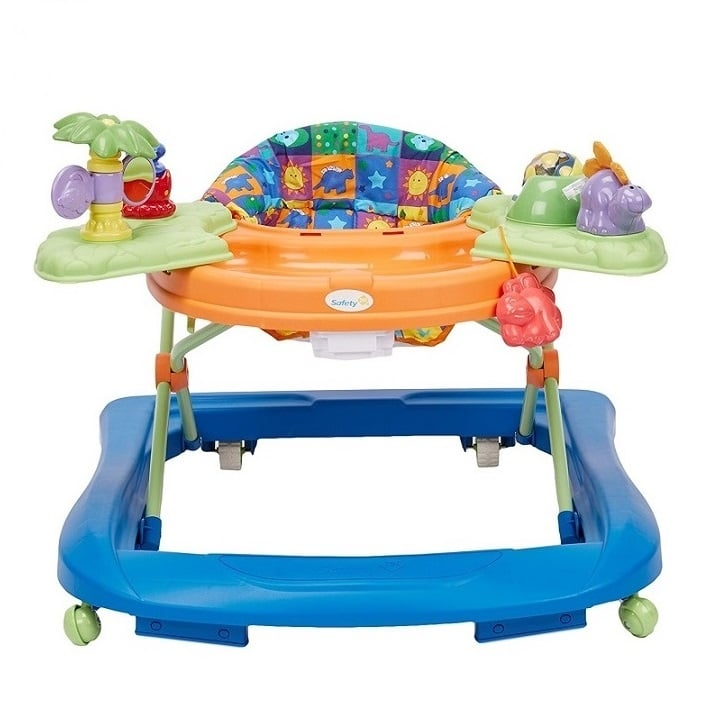 Safety 1st Sounds n Lights Discovery Walker Dino