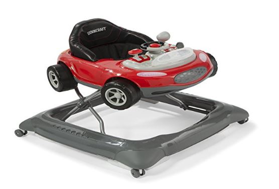 Stork Craft Mini Speedster Activity Walker