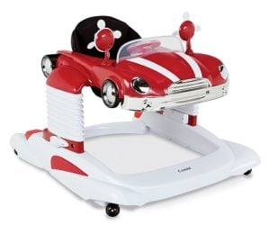 Combi All-in-One Mobile Entertainer, Red