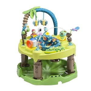 Evenflo Exersaucer Triple Fun Active Learning Center,