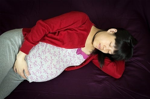 Sleeping Tips During Pregnancy