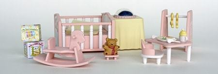 Essentials Products to Decorate the Nursery
