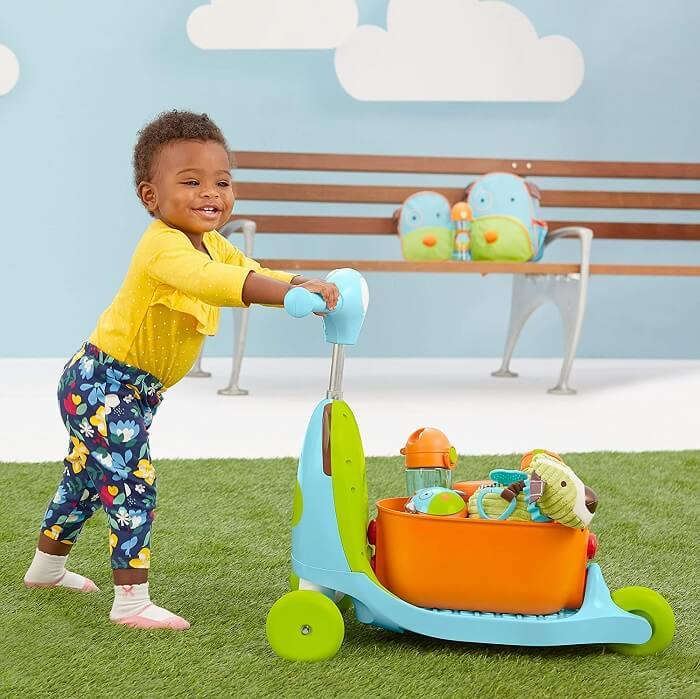 Skip Hop Kids Baby Walker and toy container